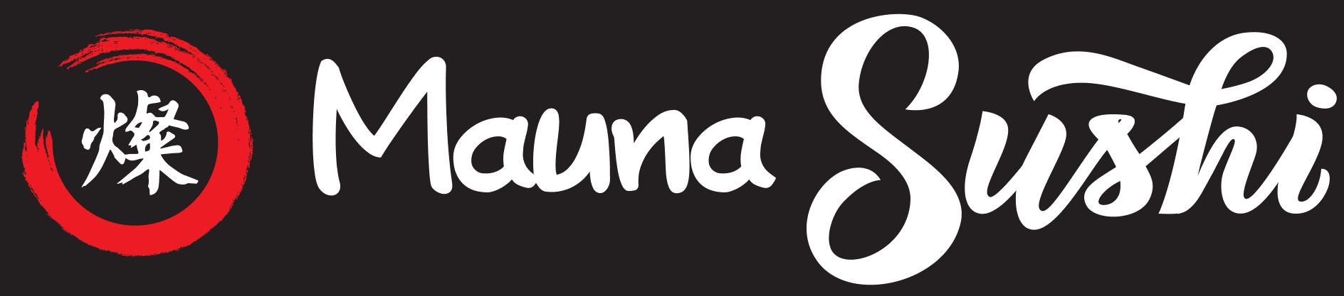 Mauna Sushi Logo: Surrey, BC restaurant